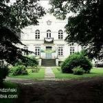 Pałac Przebendowskich od frontu