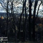 Panorama Wejherowa od strony \