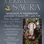 Verba Sacra - Biblia kaszusbka w Wejherowie